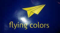 Flying colors